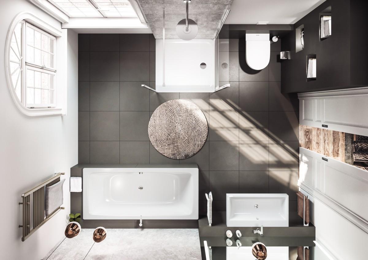 Стальная ванна Kaldewei Cayono Duo 180*80 + easy-clean