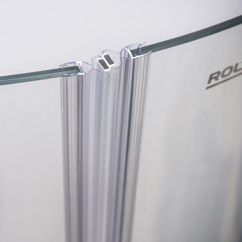 Душевое ограждение ELEGANT NEO GR2N/900/900*2015 brillant/transparent/6mm