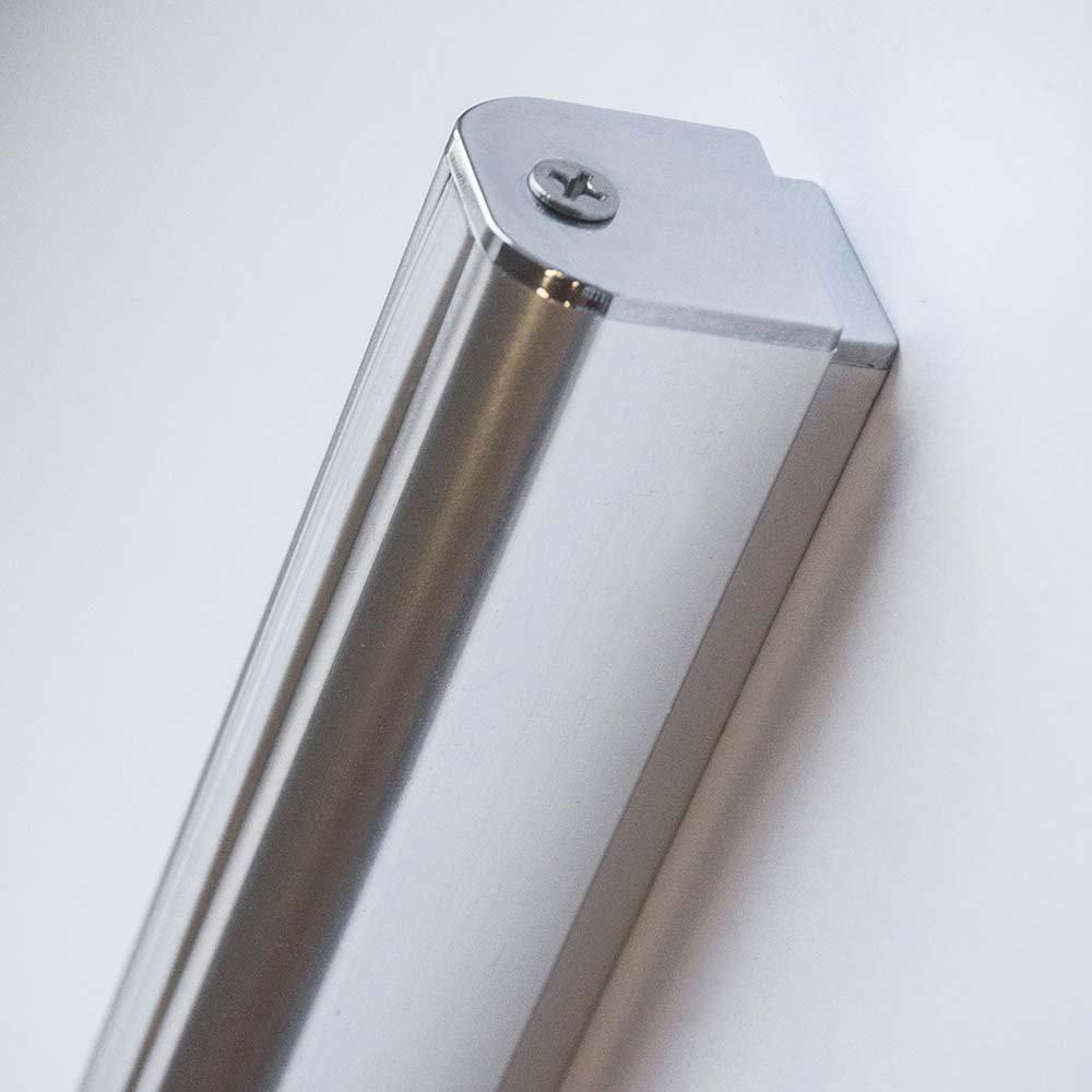 Душевая дверь LEGA LIFT LZCO1/1000 1000*1958 brillant/transparent/5mm + LZ профиль