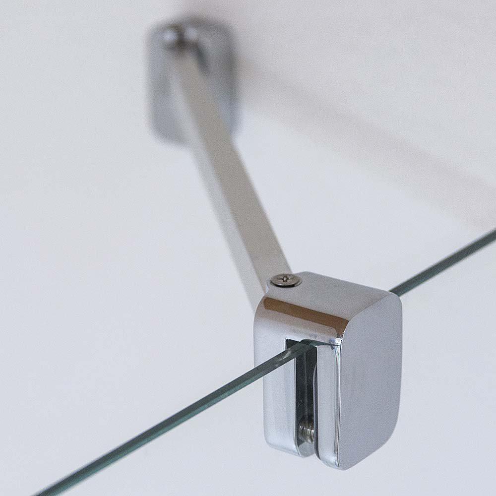 Душевая дверь LEGA LIFT LZDO1/1000 1000*1959 brillant/transparent/5mm + LZ профиль