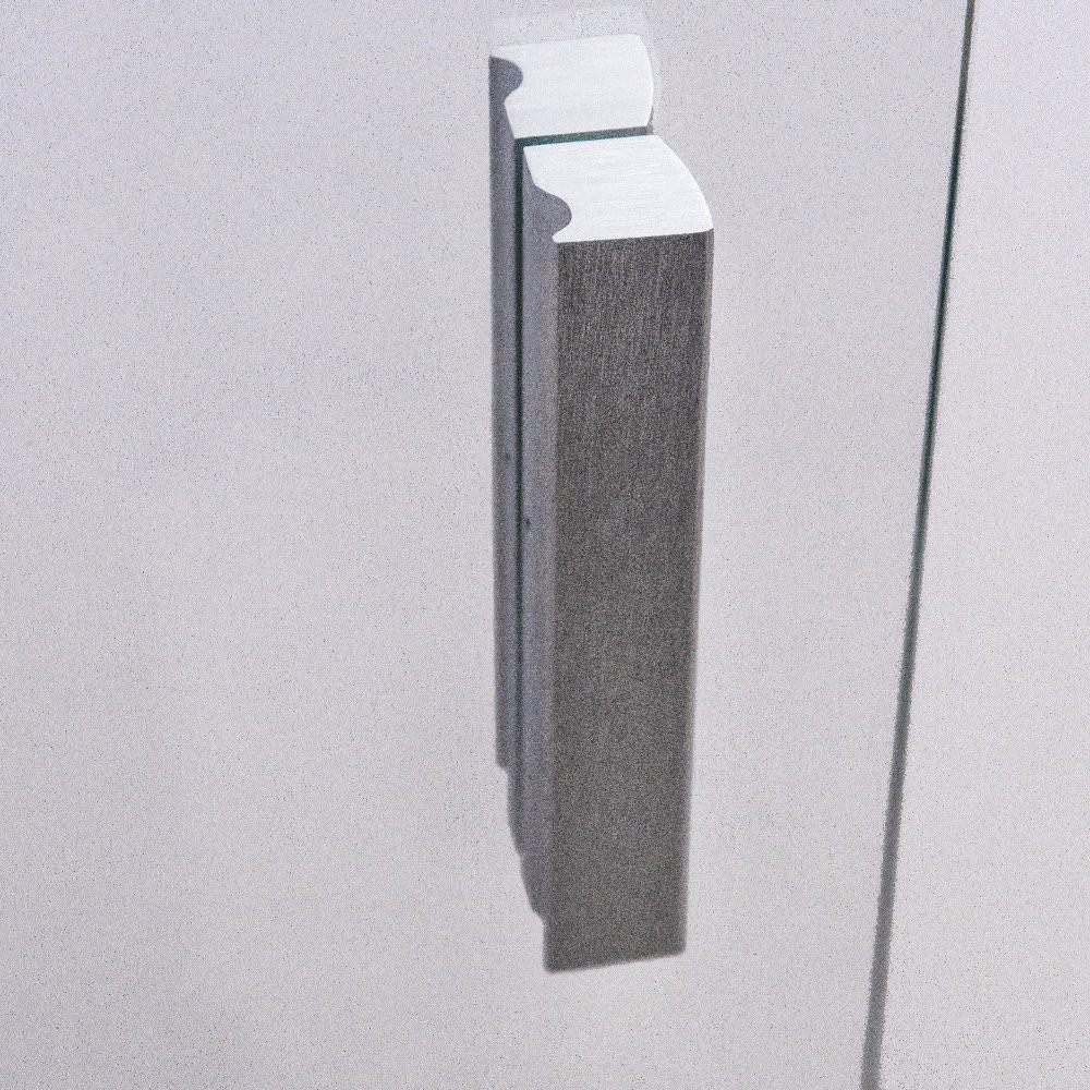 Душевая дверь LEGA LIFT LZCN2/800 800*1958 brillant/transparent/5mm