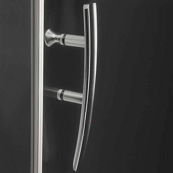 PXS2L+PXS2P Прямоугольный душевой уголок с раздвижными дверями 100*90*200 см