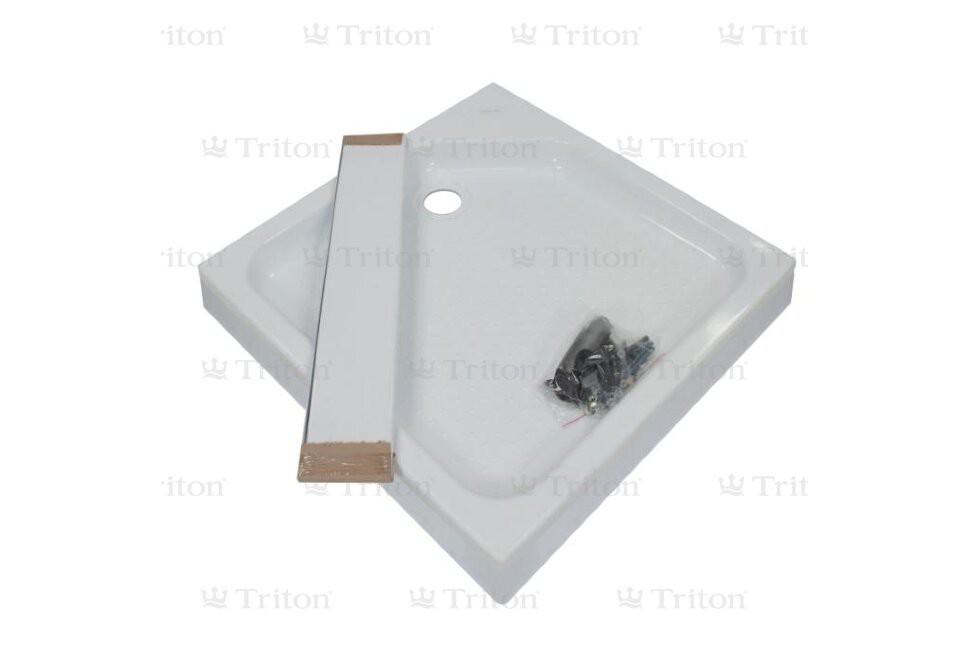 Душевой поддон Тритон ПД1 90*90 низкий (190 мм)