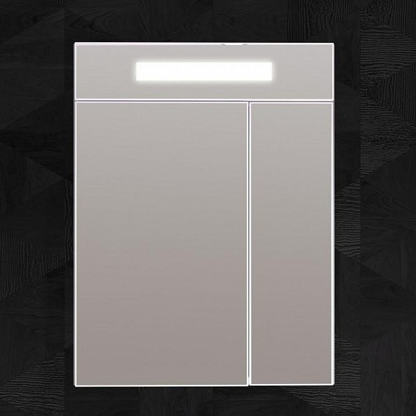 Зеркальный шкаф Opadiris Фреш 60