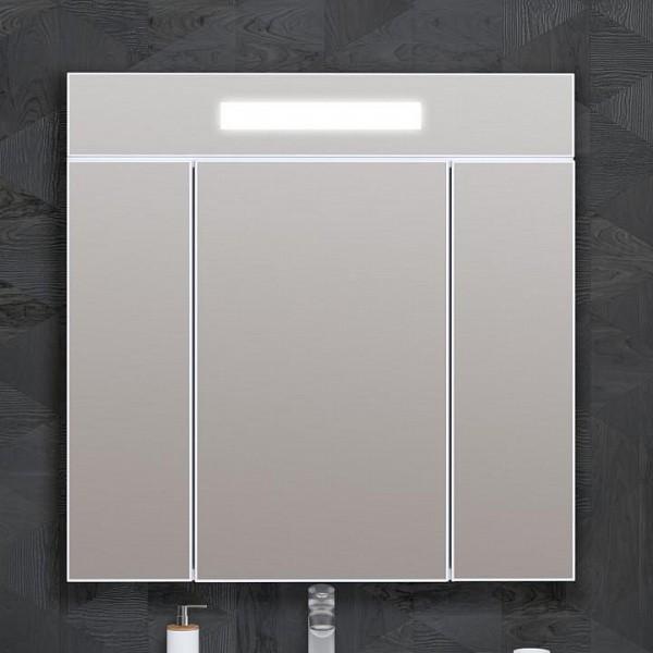 Зеркальный шкаф Opadiris Фреш 80