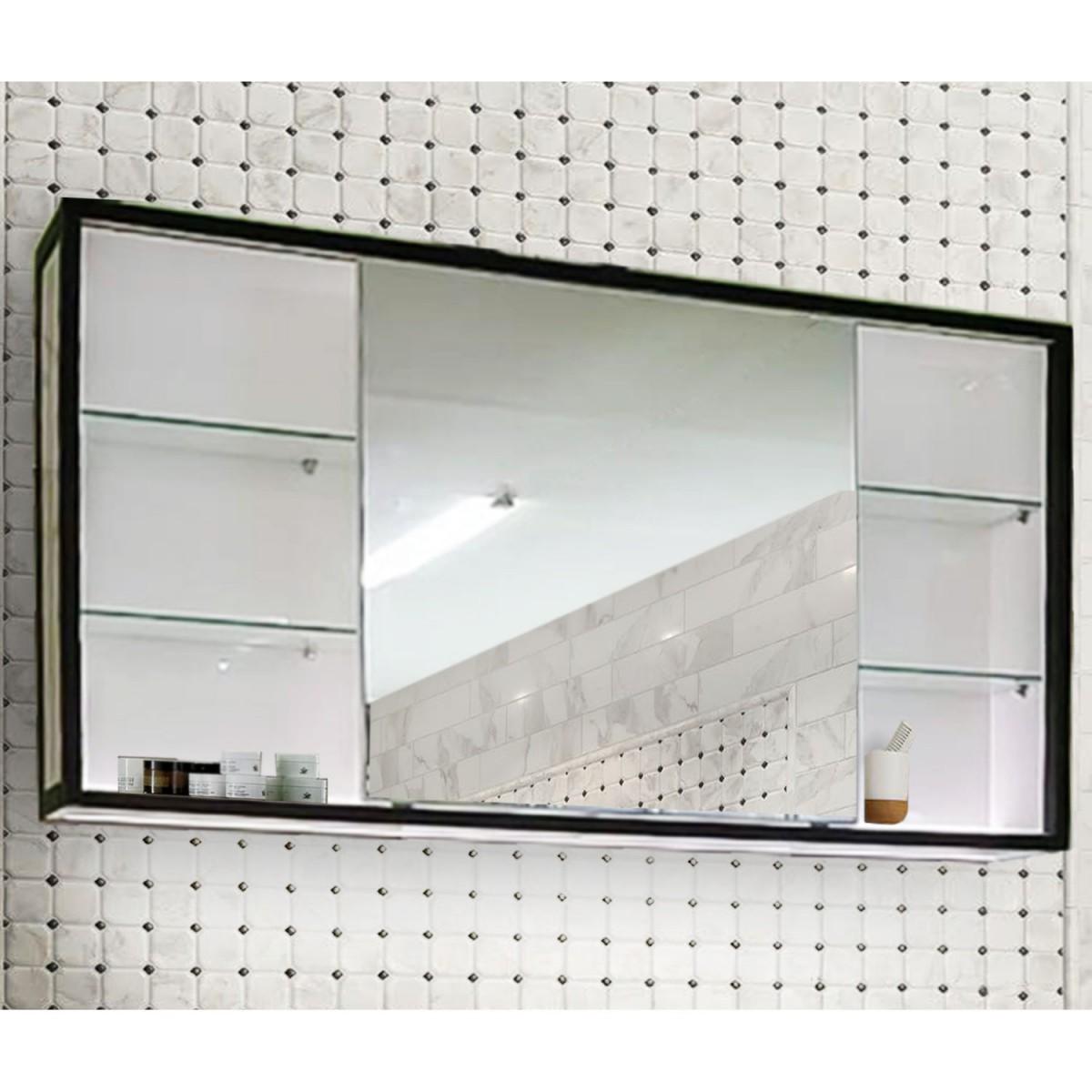 Зеркало с раздвижной дверью LOTOS-LOFT 120