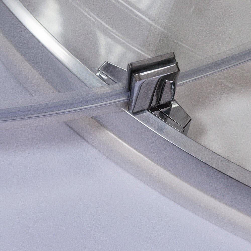 Душевое ограждение PROXIMA PXRO1/900 900*900*2000 brillant/transparent/6mm