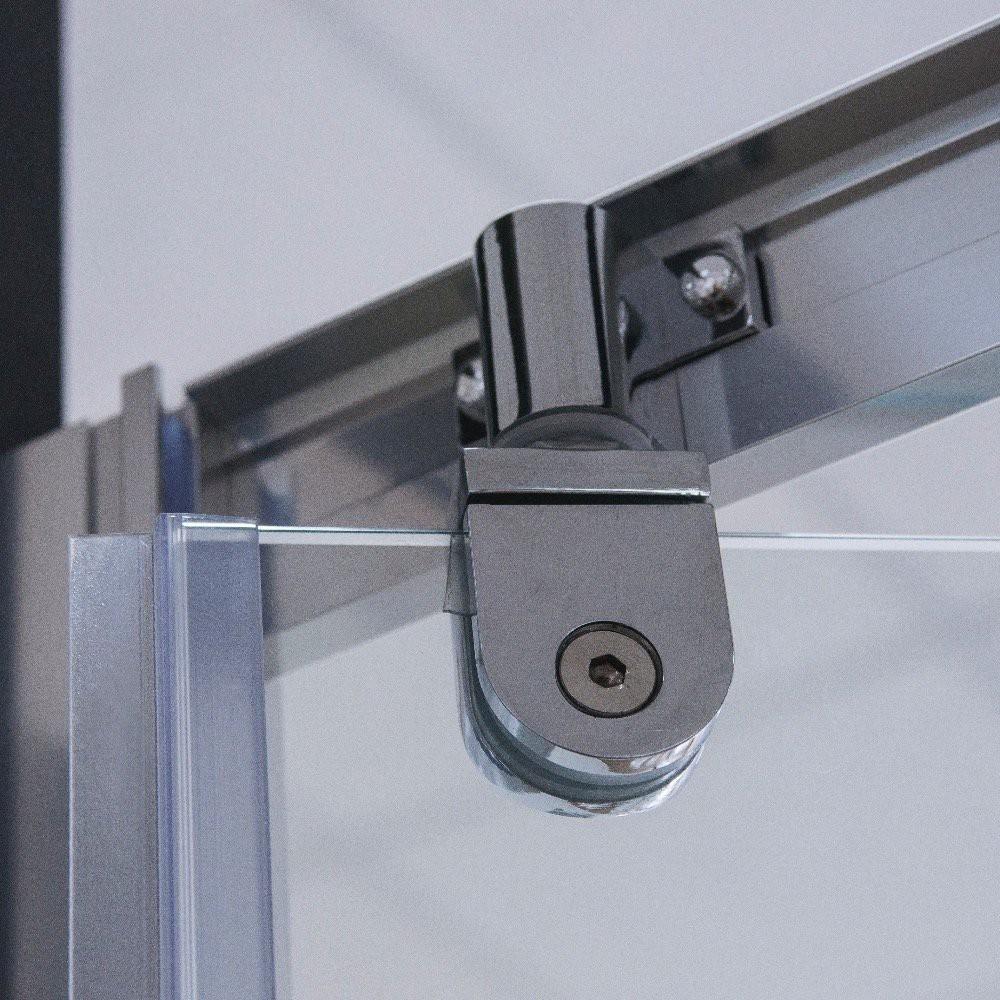 Душевая дверь LEGA LLDO1/900 900*1900 brillant/transparent/5mm