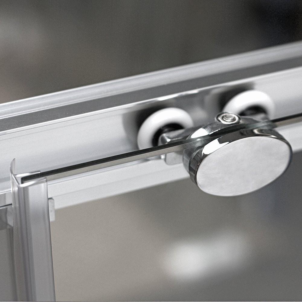 Душевое ограждение LEGA LLS2/1000×800 1000*800*1900 brillant/transparent/5-4mm