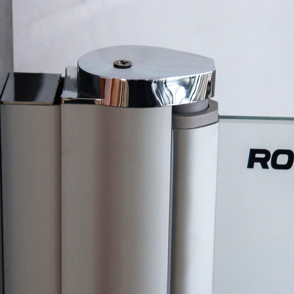 Душевое ограждение TOWER TR1/1000 1000*1000*2012 silver/transparent/6mm