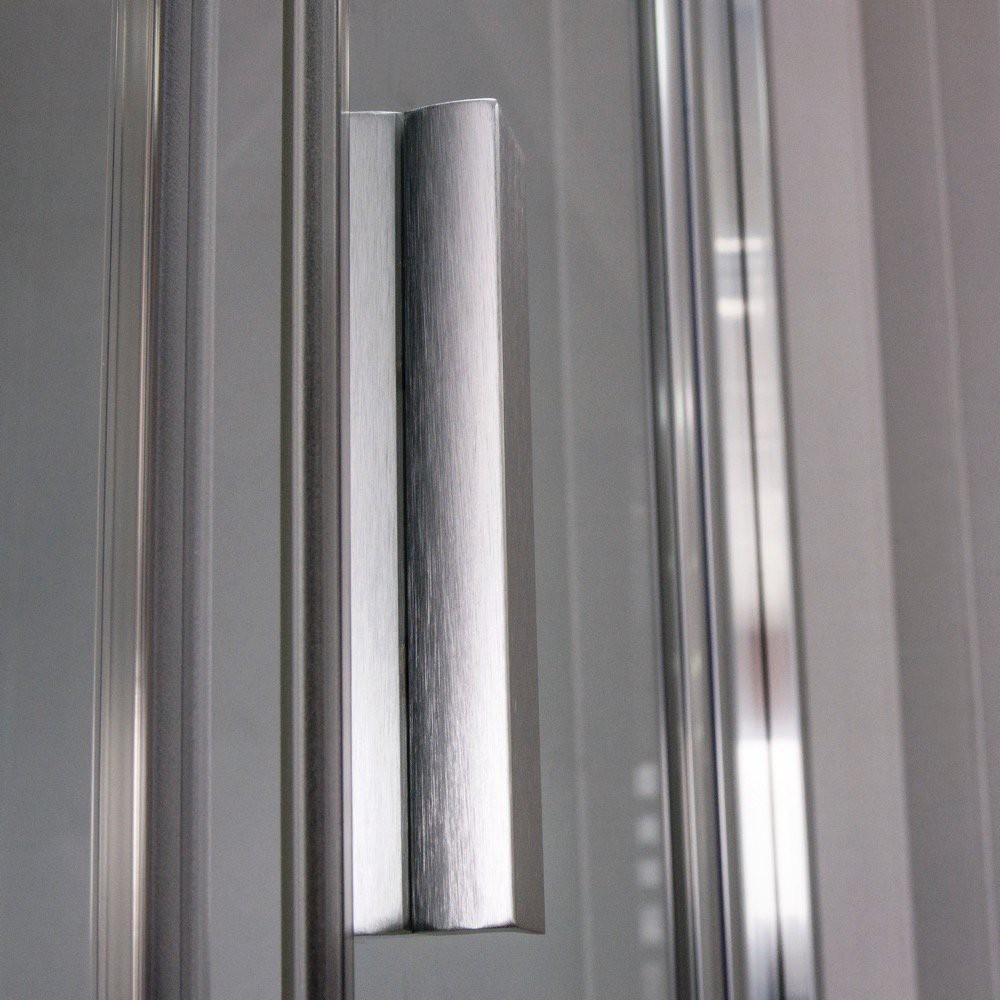 Душевая дверь TOWER TCN1/1000 1000*2012 silver/transparent/6mm