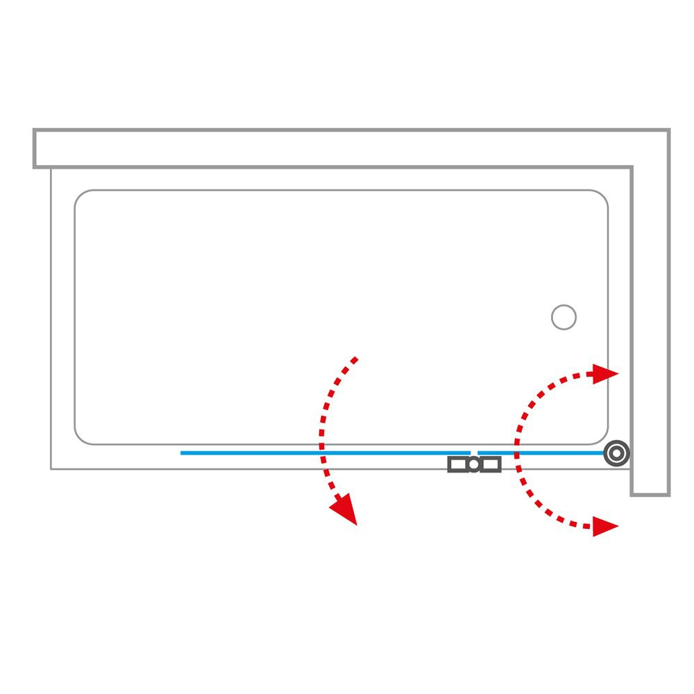 Шторка для ванн TZVP2/1200 1200*1400 brillant/transparent/6mm