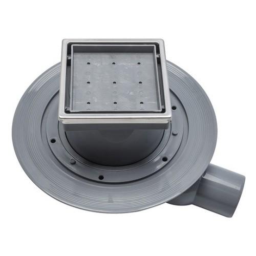 Душевой трап Pestan Confluo Standard Dry 1 Ceramic 10х10 под плитку