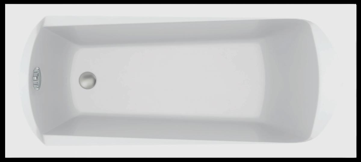 Акриловая ванна C-Bath Clio 130x70