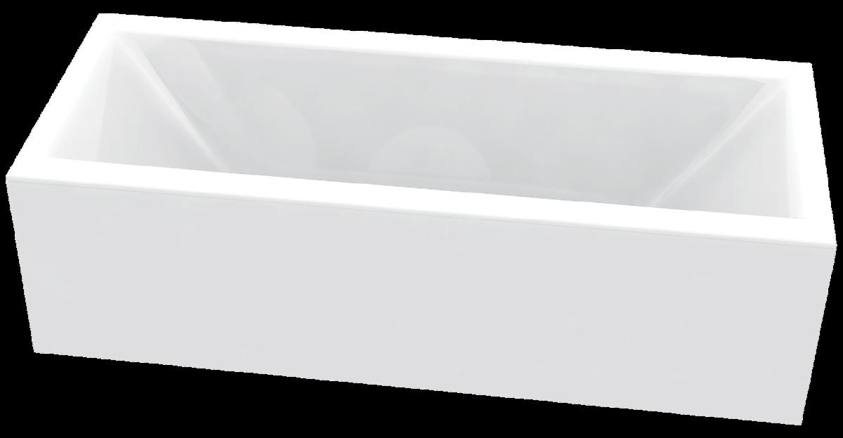 Акриловая ванна C-Bath Poseidon 180x80