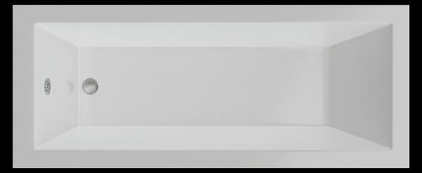 Акриловая ванна C-Bath Semela 170x75