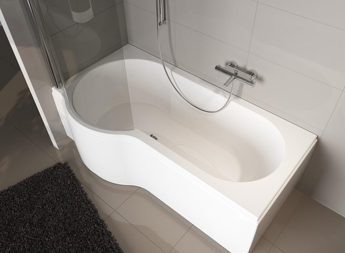 Акриловая ванна Riho Dorado 170 R