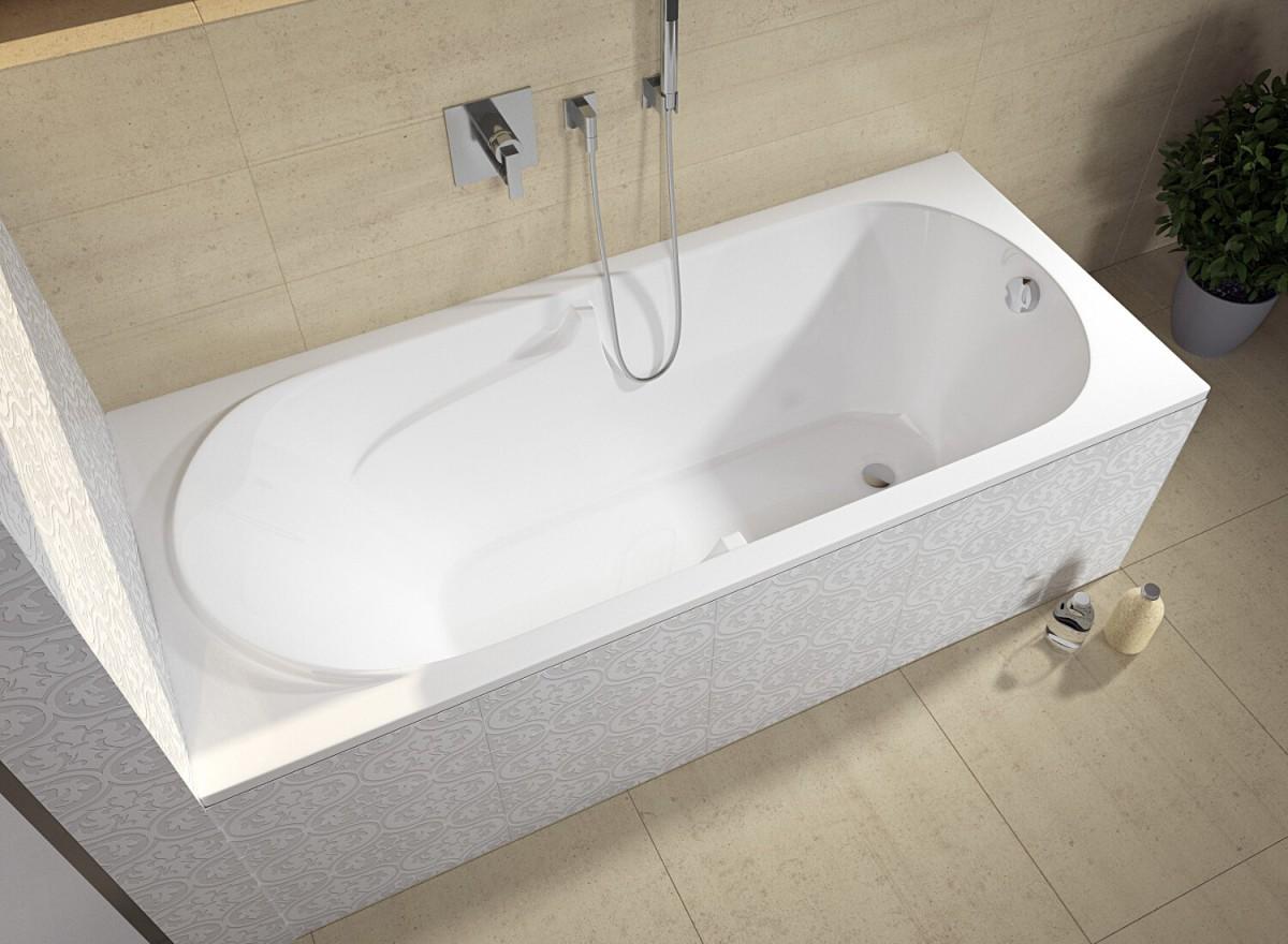 Акриловая ванна Riho Future 170