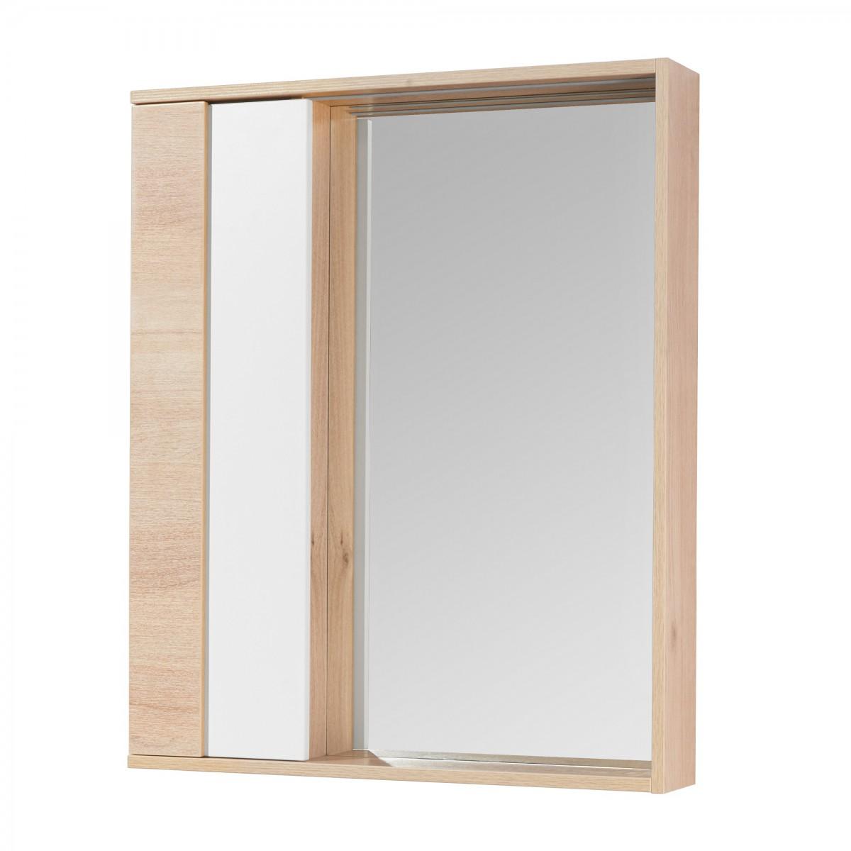 Зеркальный шкаф Акватон Бостон 60