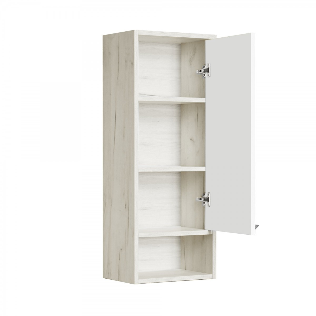 Шкаф одностворчатый Акватон Флай правый