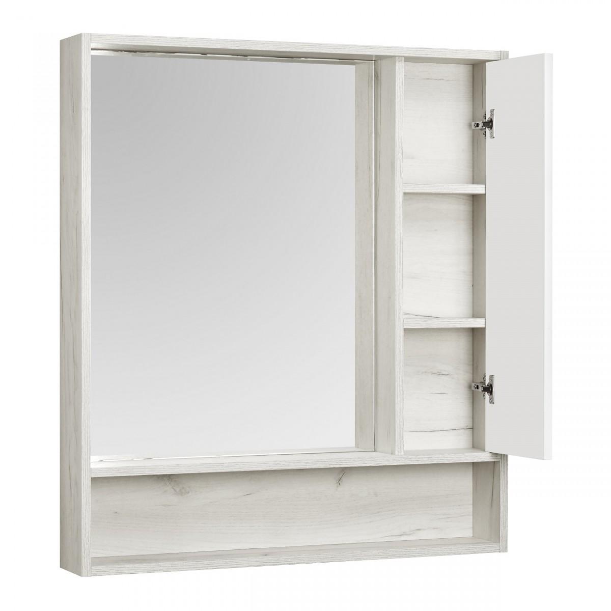 Зеркальный шкаф Акватон Флай 80