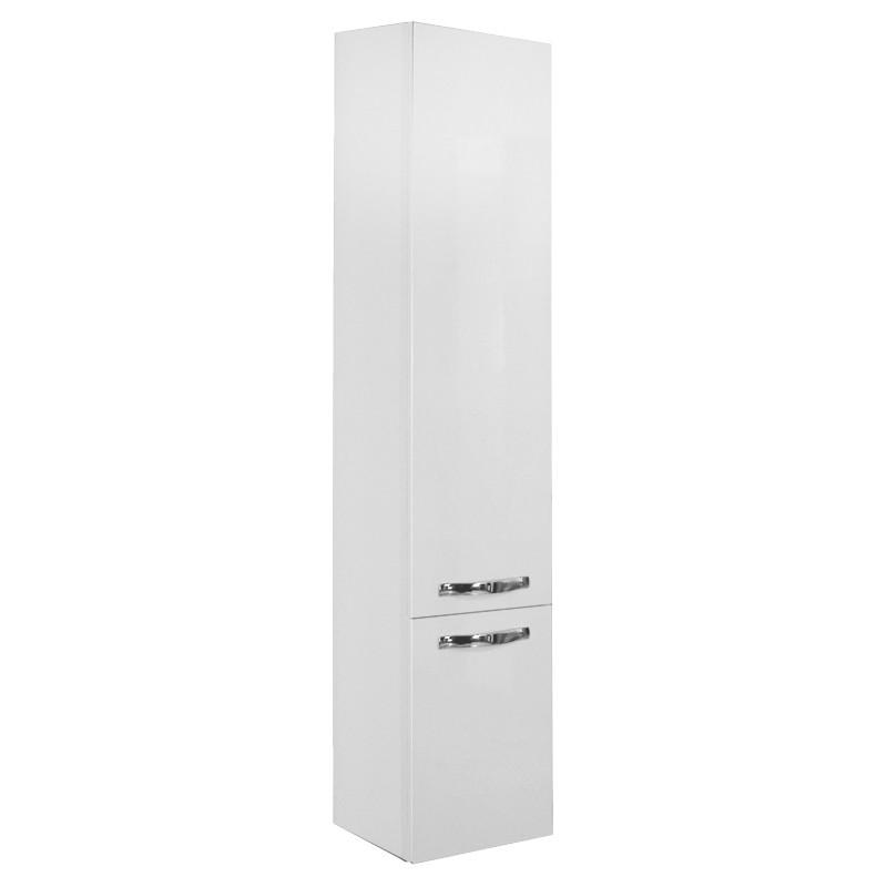 Шкаф-колонна Акватон Ария М подвесная белая