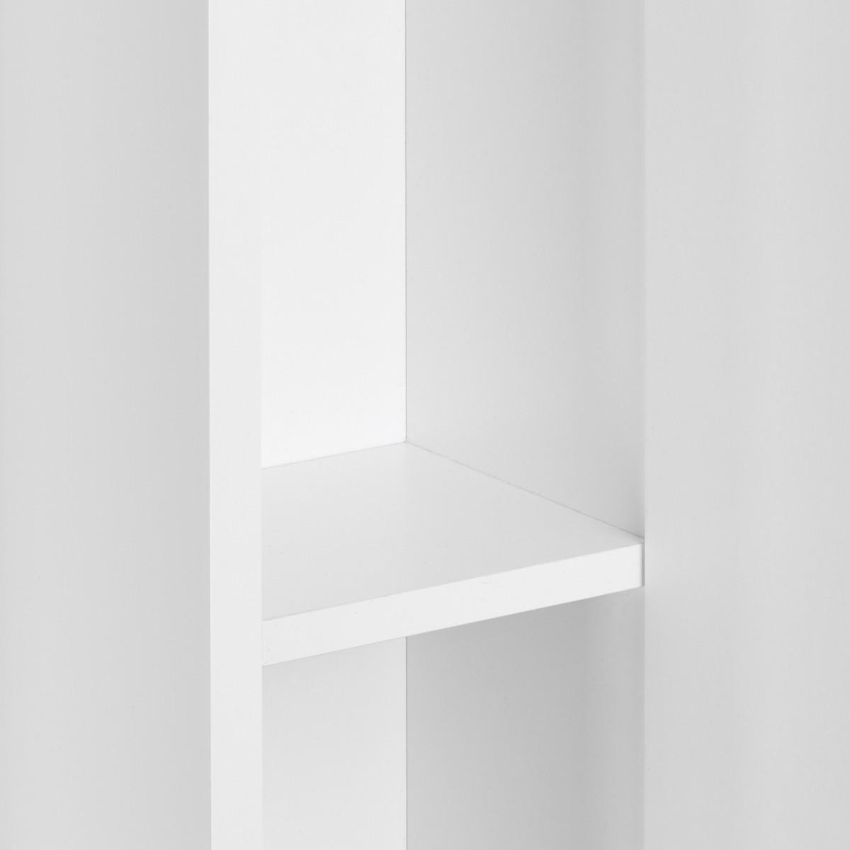 Зеркальный шкаф Акватон Джимми 57 правый
