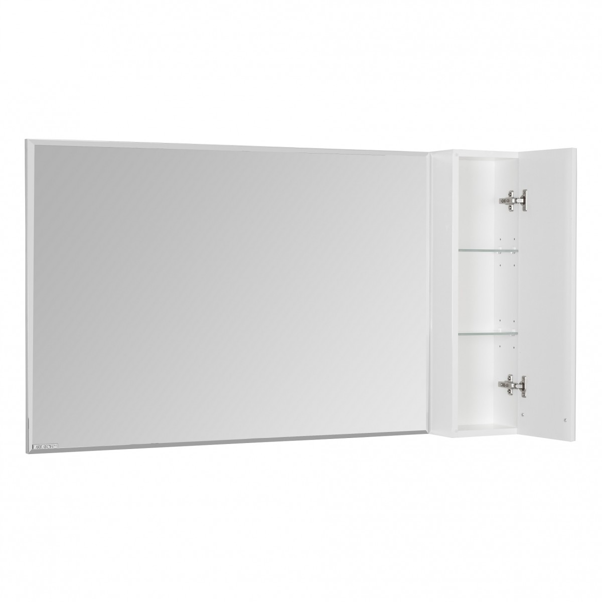 Зеркальный шкаф Акватон Диор 120