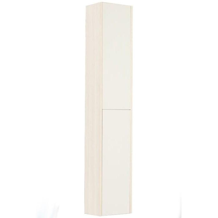 Шкаф-колонна Акватон Йорк выбеленное дерево