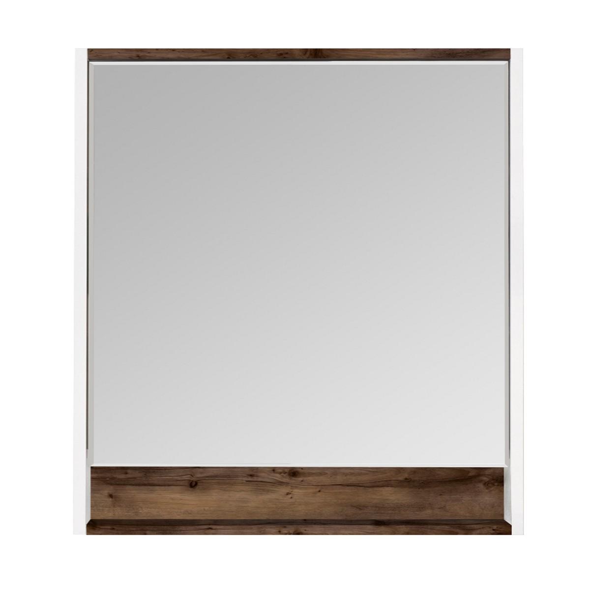 Зеркало Акватон Капри 80 таксония темная