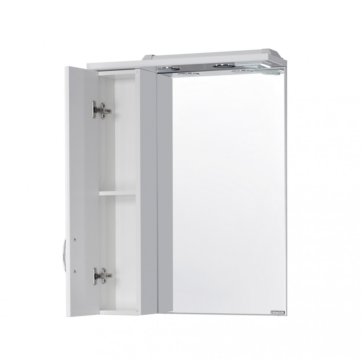 Зеркальный шкаф Акватон Онда левый