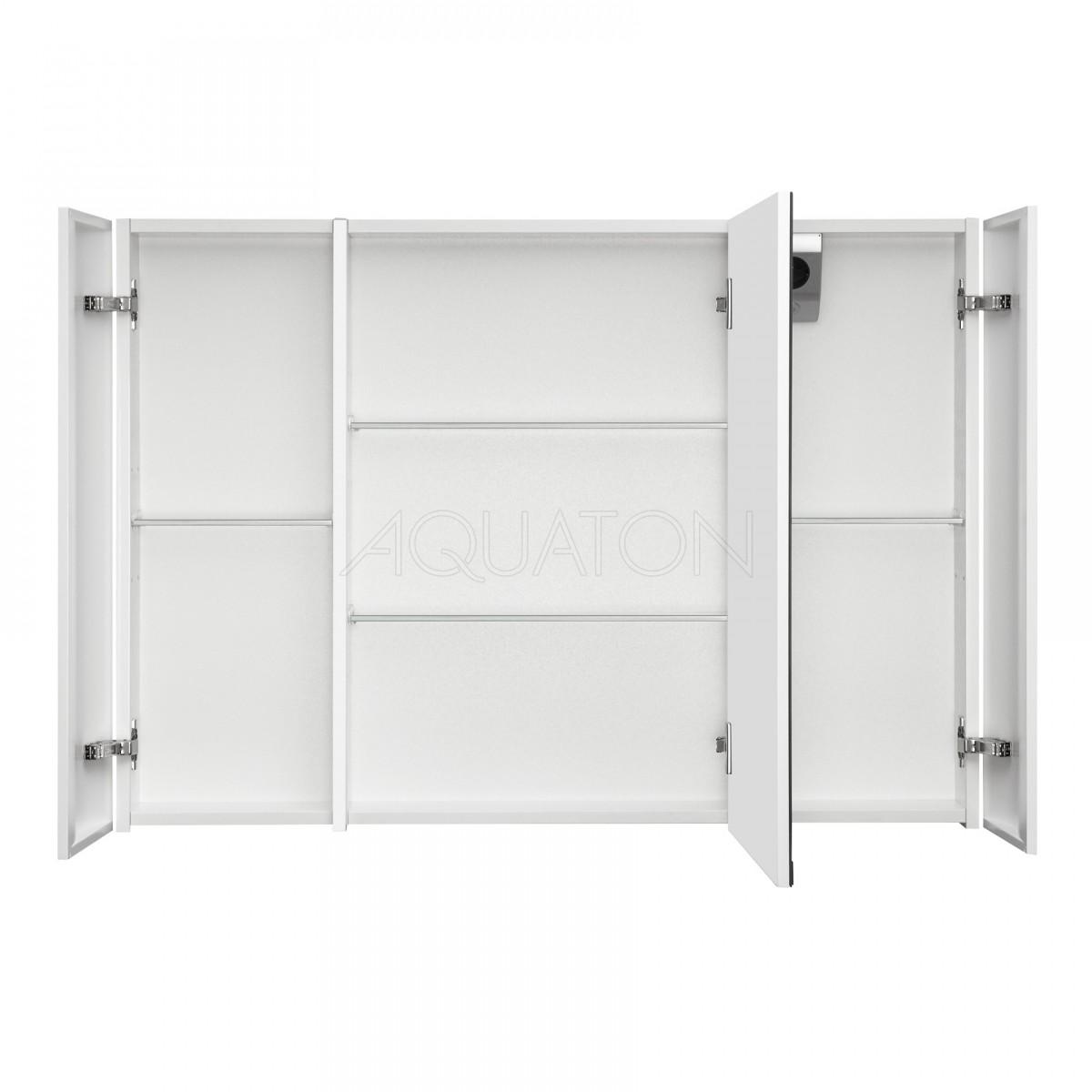 Зеркальный шкаф Акватон Ондина 100