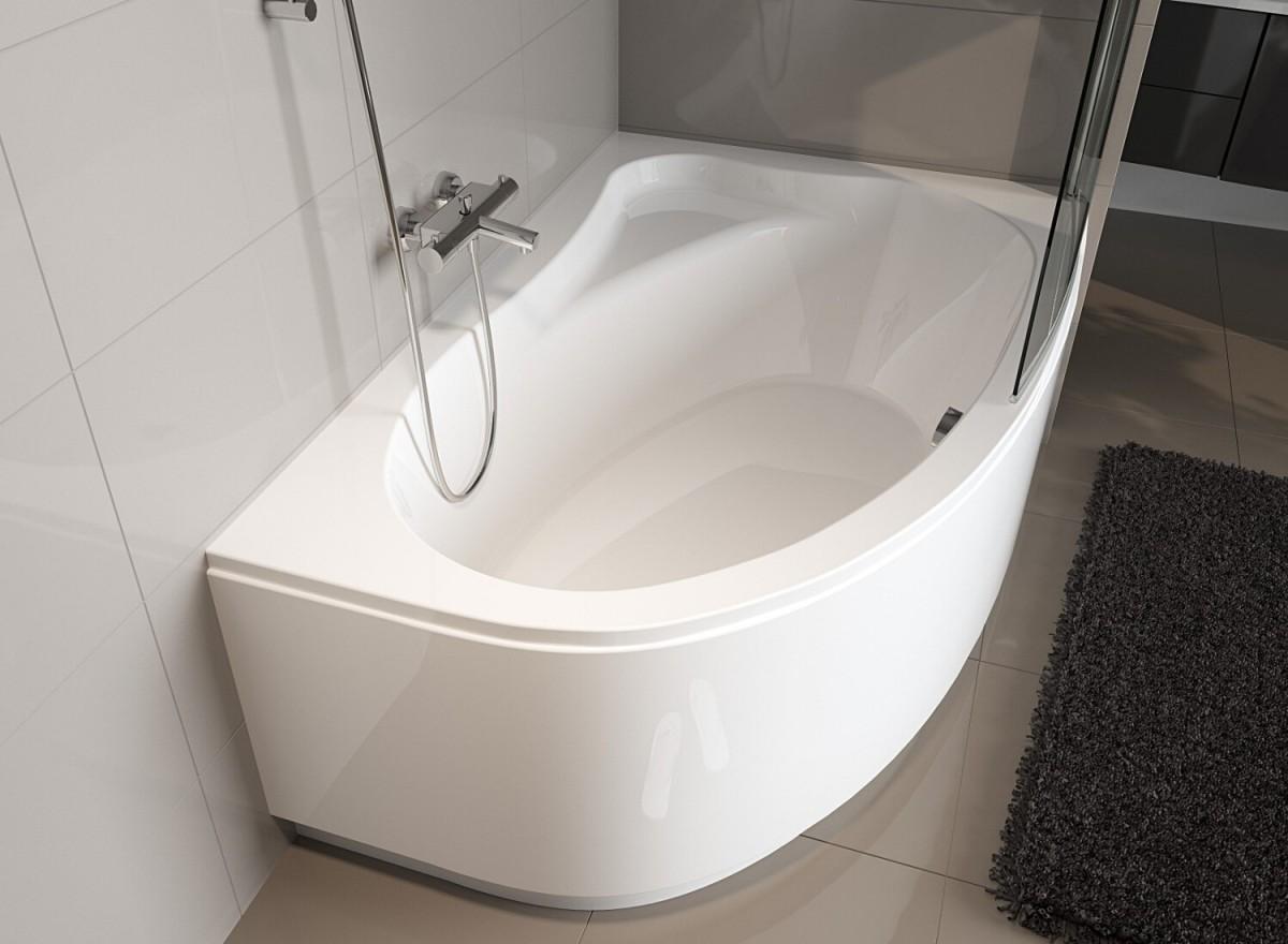 Акриловая ванна Riho Lyra 170 L