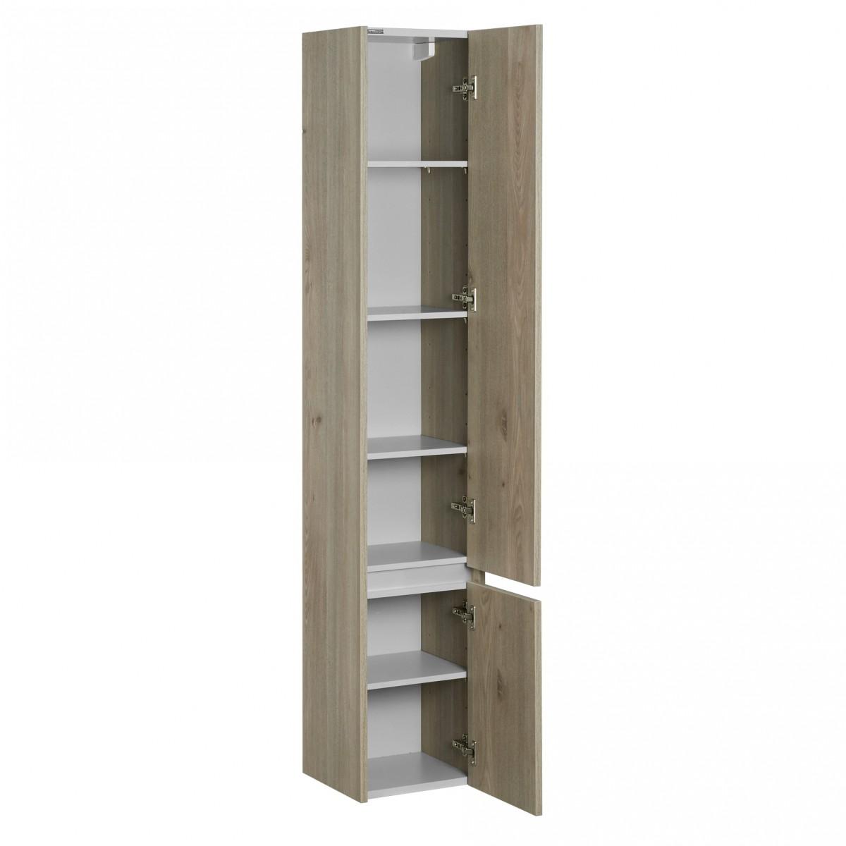 Шкаф-колонна Акватон Стоун сосна арлингтон