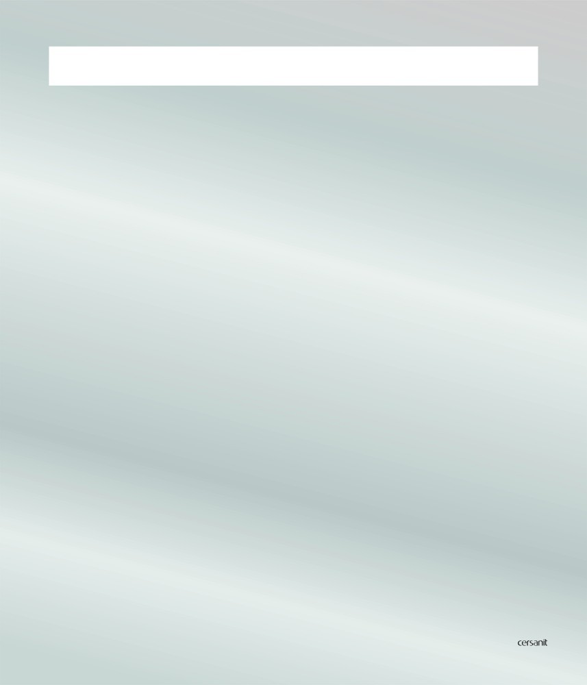 Зеркало Cersanit LED 010 BASE 60
