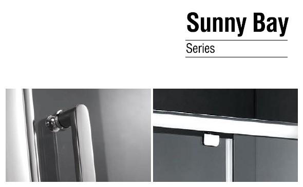 Душевой уголок Gemy Sunny Bay S28191D-A90