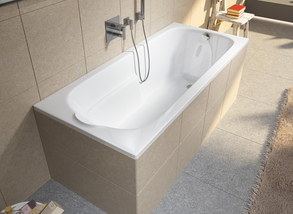 Акриловая ванна Riho Virgo 170