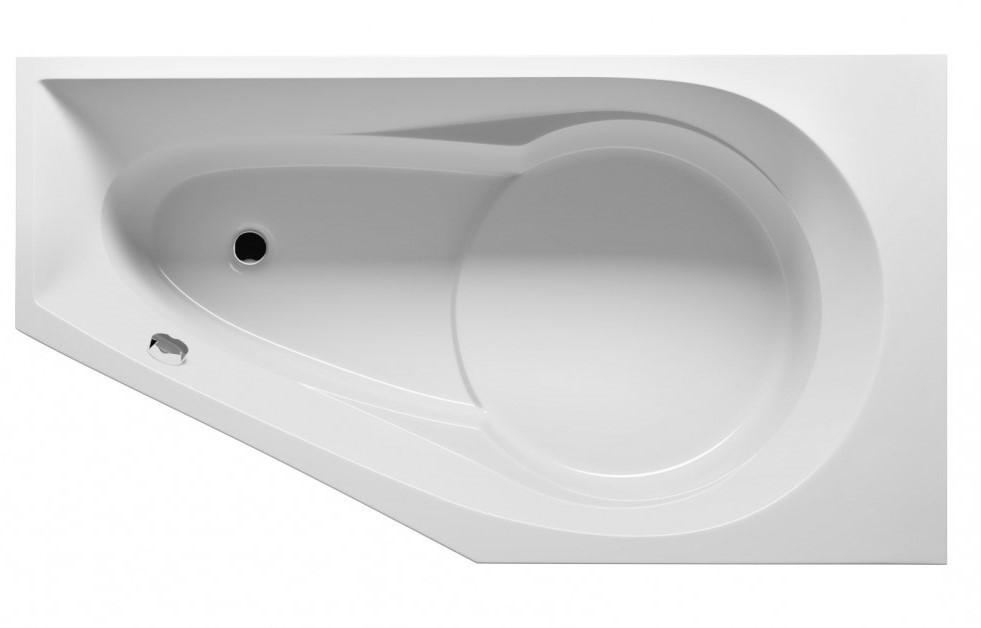 Акриловая ванна Riho Yukon 160 L