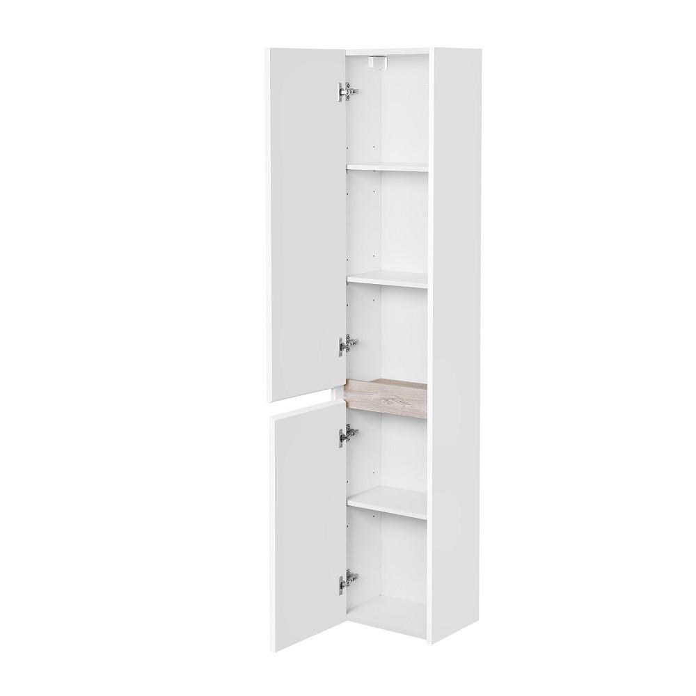 Шкаф-колонна Акватон Нортон левая