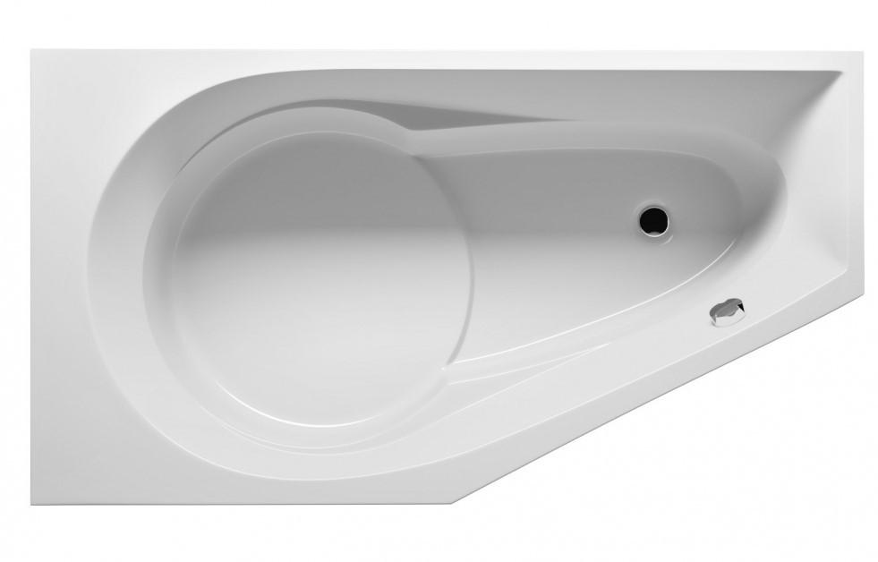 Акриловая ванна Riho Yukon 160 R