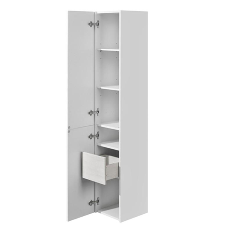 Шкаф-колонна Акватон Сакура левая