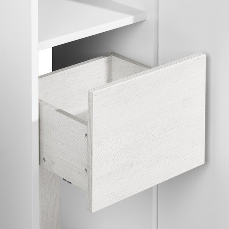 Шкаф-колонна Акватон Сакура правая